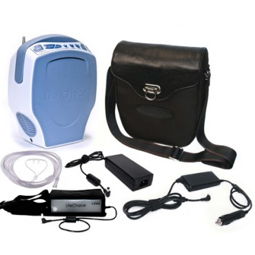 how to use activox oxygen concentrator